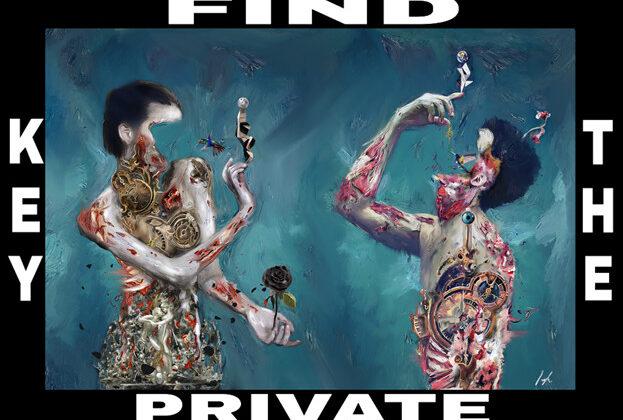 NFT-Kunst für Jedermann – Zugangsschlüssel in Bildern versteckt