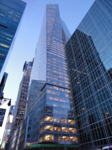 Bank of America Tower in New York Foto CC 3.0 by Jleon, Wikipedia