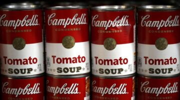 Campbell Tomatensuppe