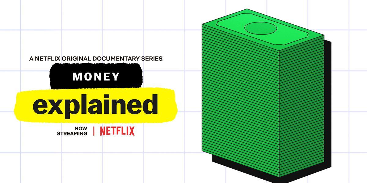 Diese Mini-Serie zeigt ein Gespräch über Geld, von Kreditkarten über Casinos bis hin zu Krediten.