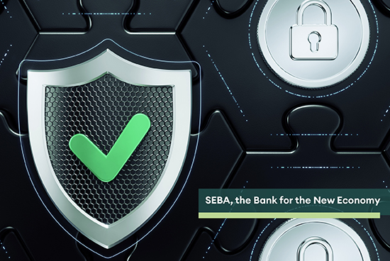 """SEBA Bank has been granted a licence to act as a custodian bank for Swiss collective investment schemes pursuant to Art. 72 CISA (KAG) (the """"CISA"""" licence)"""